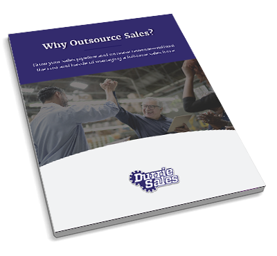 Why Outsource Sales? Download the E-book!